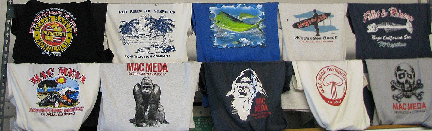 t-shirts in la jolla