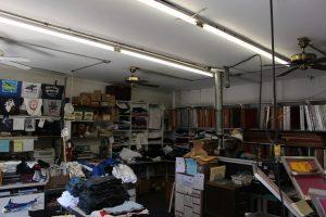 Branding Iron shop