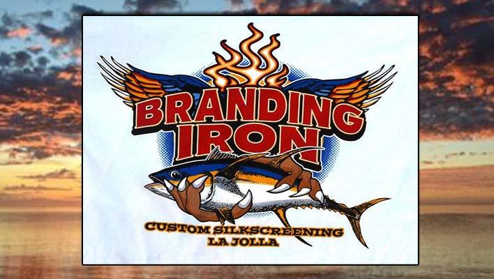 Branding Iron - La Jolla